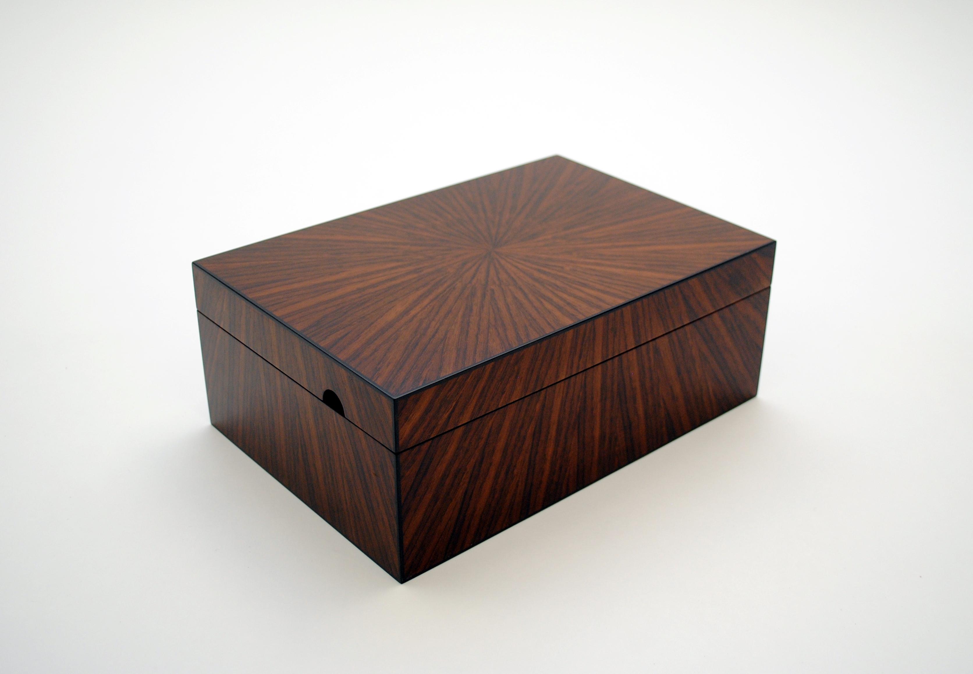 The jewell jewellery Box by Edward Wild