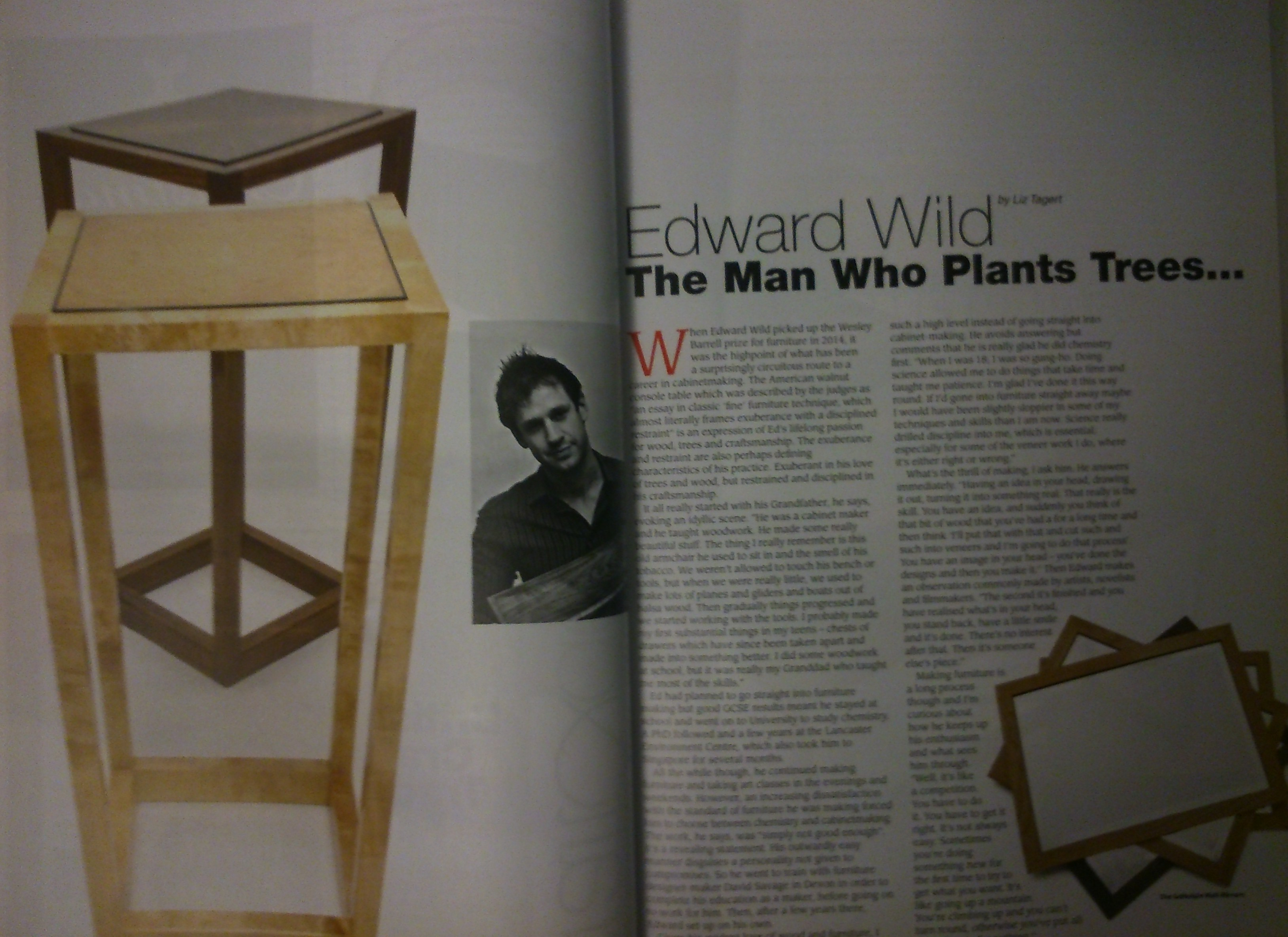 Edward Wild Craft & Design